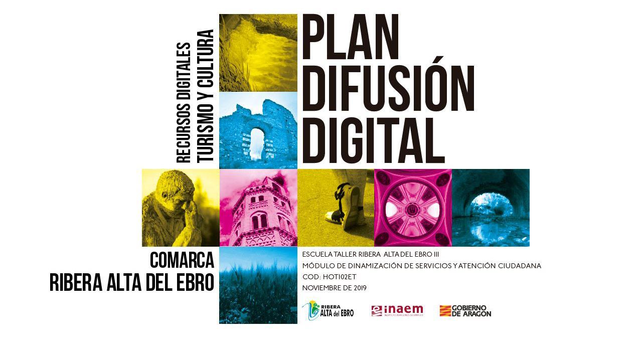 plan de difusión digital de turismo y cultura en la Ribera Alta
